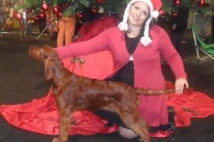 Maggie - Christmas 2011