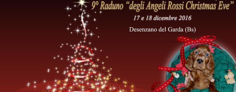 "9° Raduno ""degli Angeli Rossi Christmas Eve"" 2016"
